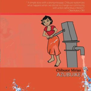 The Girl Who Found Water Front Cover